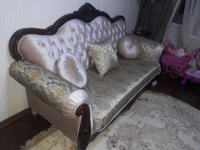 """Продам Мягкая мебель """"Барокко"""""""