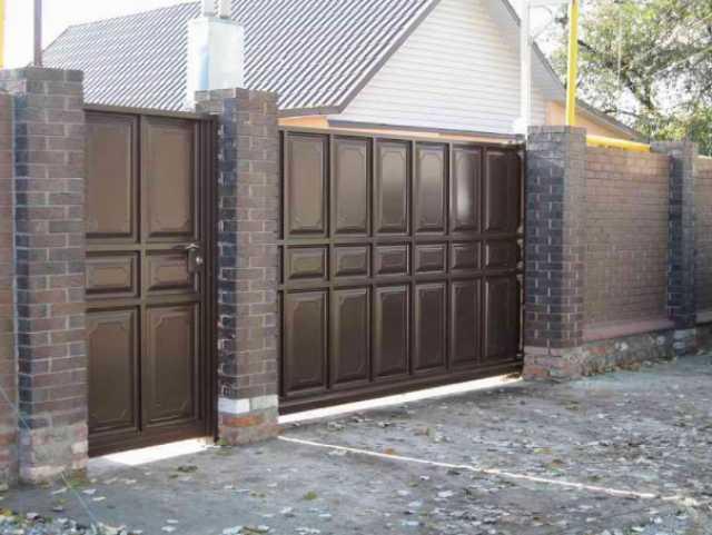 Продам Филенка металлич Плитка для ворот-заборо