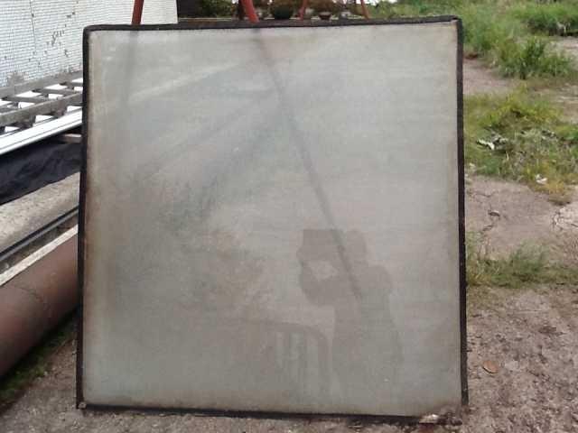 Продам Новые/большие листы стекла,0,5см.117*113