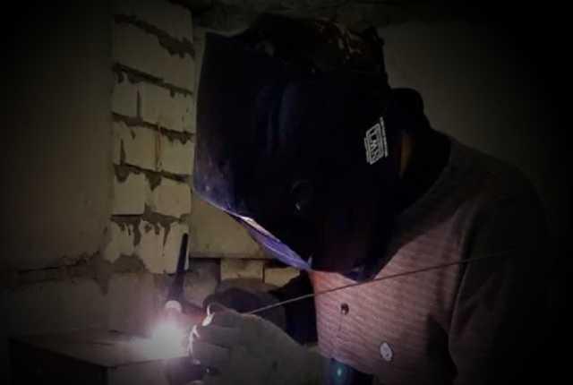 Предложение: Аргонщик сварщик баки металлоконструкции