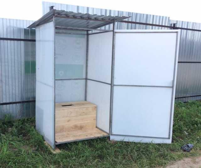 Продам Туалет  дачный с бесплатной доставкой