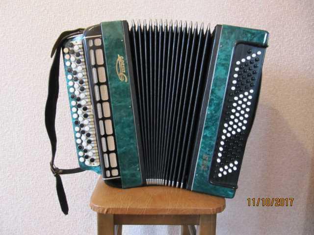 Продам Баян Этюд 205
