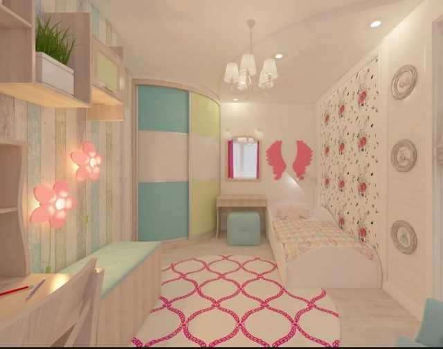 Предложение: Дизайн детской комнаты в Нижнем Новгород