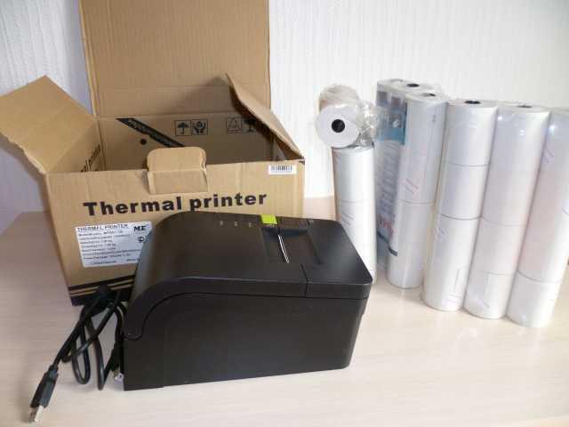 Продам принтер для печати чеков