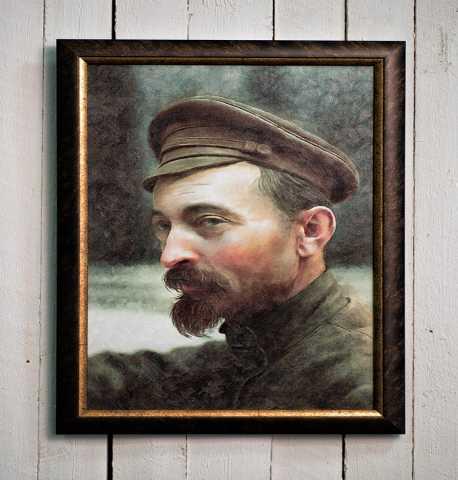 Продам Портрет Дзержинского. Подарок полицейско