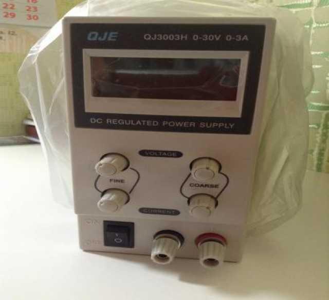 Продам: Продам QJ3003H, источник питания 0-30V-3