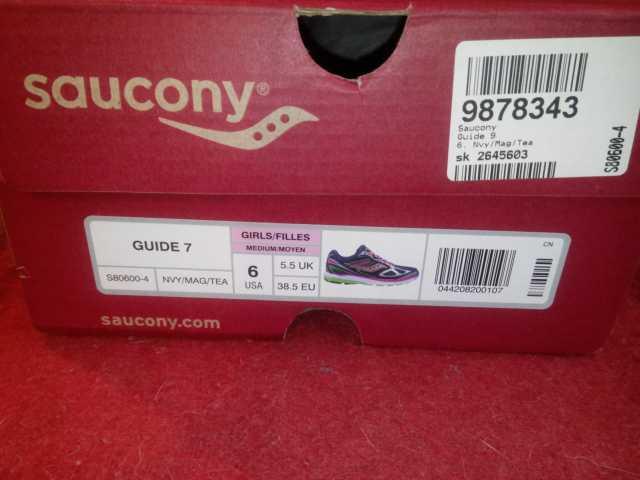 Продам кроссовки Saucony Guide 7