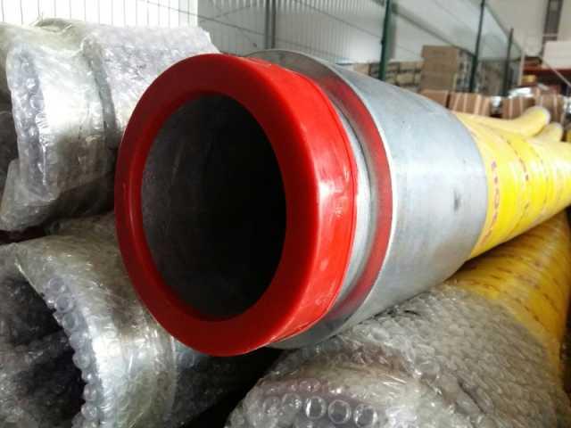 Продам Шланг бетоновода DN-125 x 3000 мм
