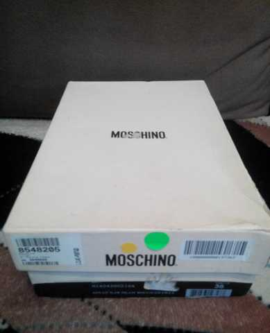 Продам Туфли Moschino Lilac Women US 6 90%OFF