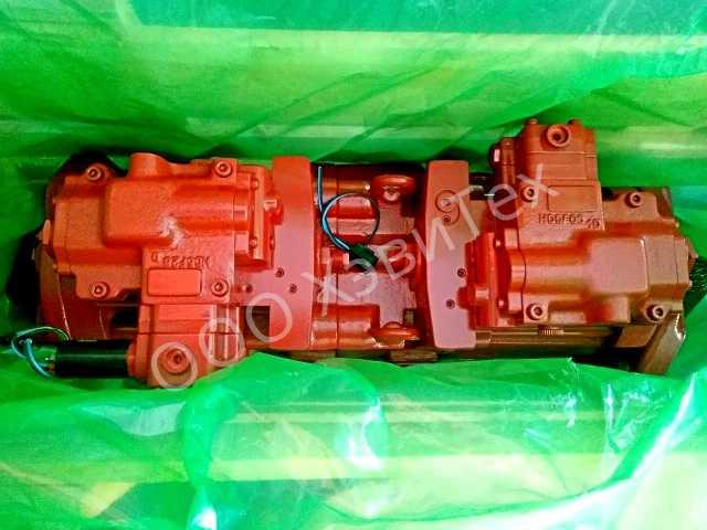 Продам 31Q7-10050 (K3V112DT-1DFR-9N62-1) насос