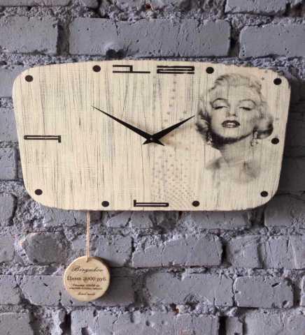 Продам Настенные часы ручной работы
