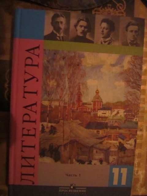 Продам Литература 11 класс -2 части