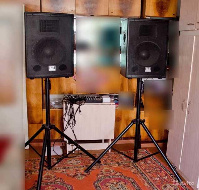 Продам акустическую систему
