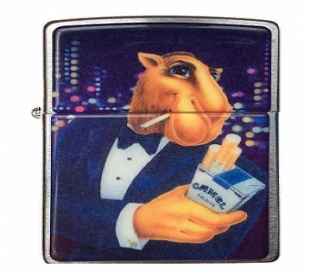 Продам  Zippo Camel CZ 142 Joe In Tuxedo
