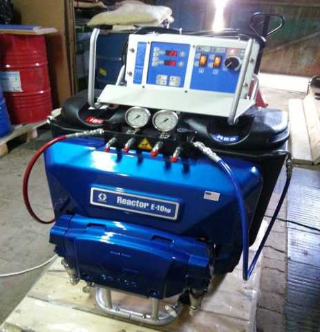 Продам Дозатор Graco Reactor E-10HP