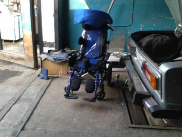 Продам Кресло коляска