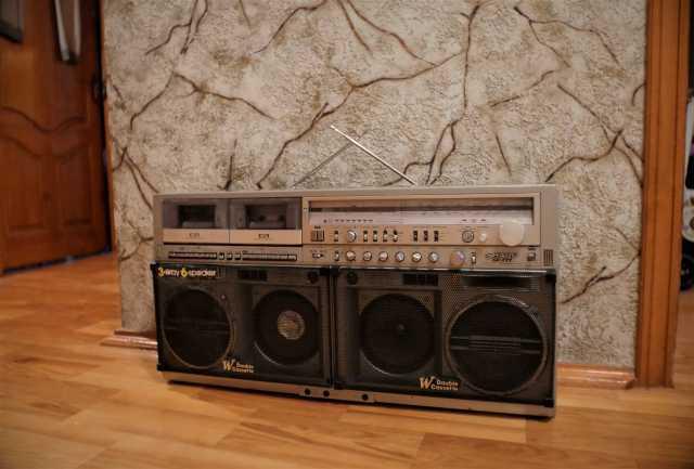 Продам кассетный плеер
