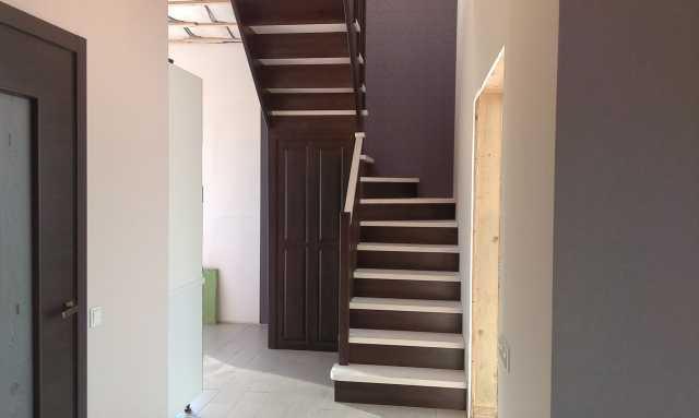 Предложение: Изготовление и установка лестниц