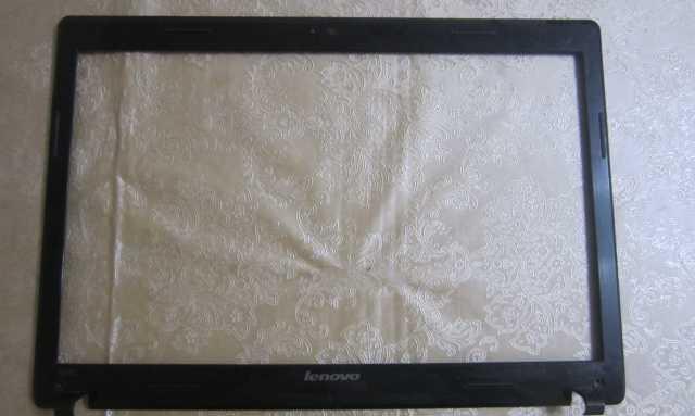 Продам Корпус и петли ноутбука Lenovo G570