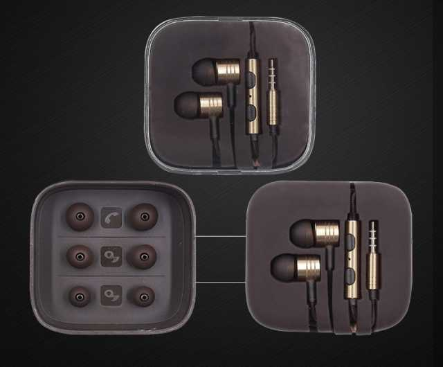 Продам Наушники с микрофоном и гарнитурой Xiaom