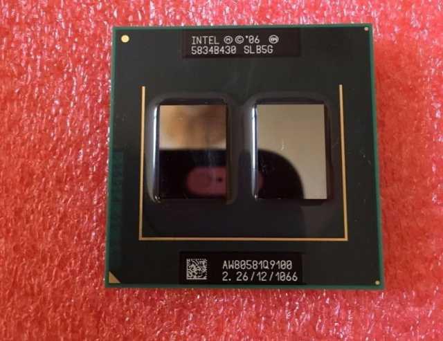 Продам Ноутбучный 4-ядерный Core 2 Quad Q9100