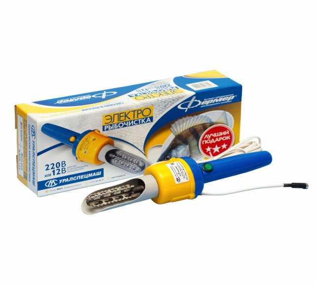 Продам: Ручная электрическая рыбочистка