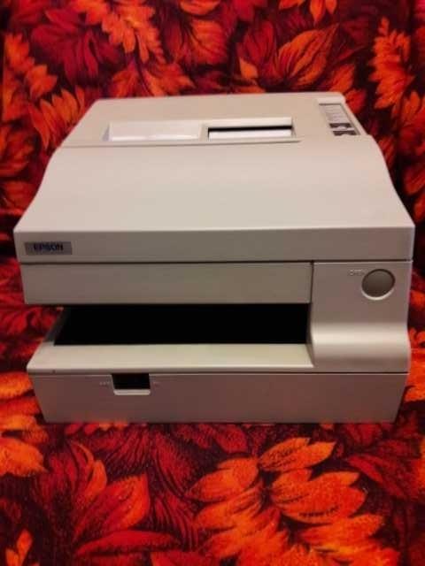Продам матричный принтер