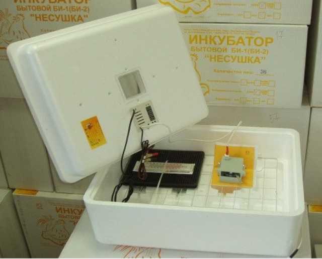 Продам: Домашний инкубатор на 36 яиц Несушка