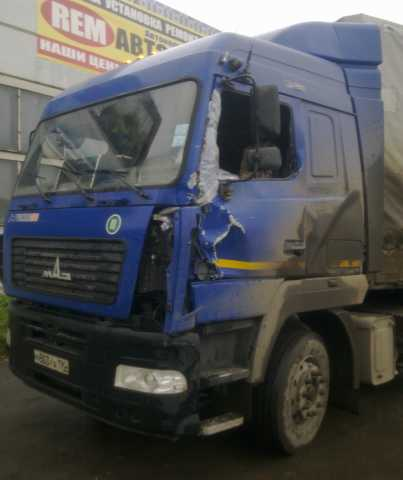 Предложение: Ремонт кабин грузовых автомобилей