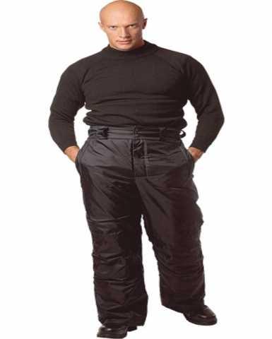 Продам брюки утепленные