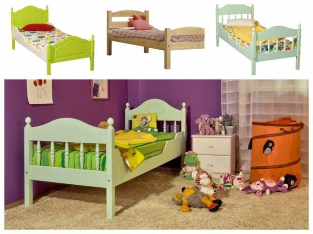 Продам Детские кровати из массива сосны