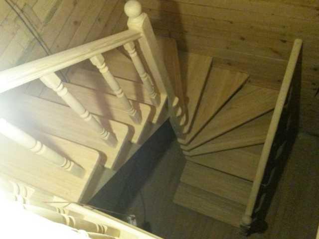 Предложение: Местное производство лестниц!
