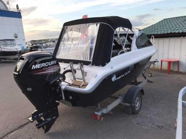 Продам Комплект Новой пластиковой Лодки PHOENIX