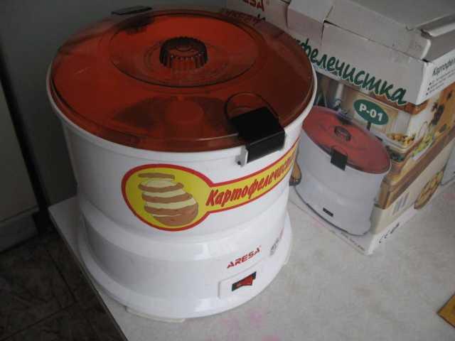 Продам Электрическая бытовая картофелечистка