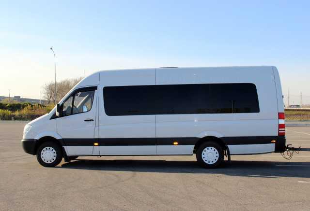 Предложение: Трансфер в Шерегеш на микроавтобусах