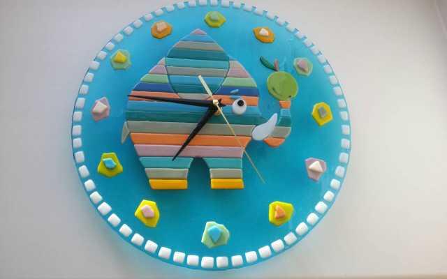 Продам Часы-слоник