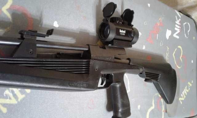 Продам Пневматическую винтовку ИЖ 60 с прицелом