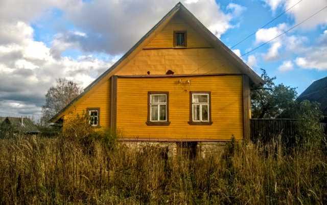 Продам: Дом и 50 соток земли рядом с Изборском