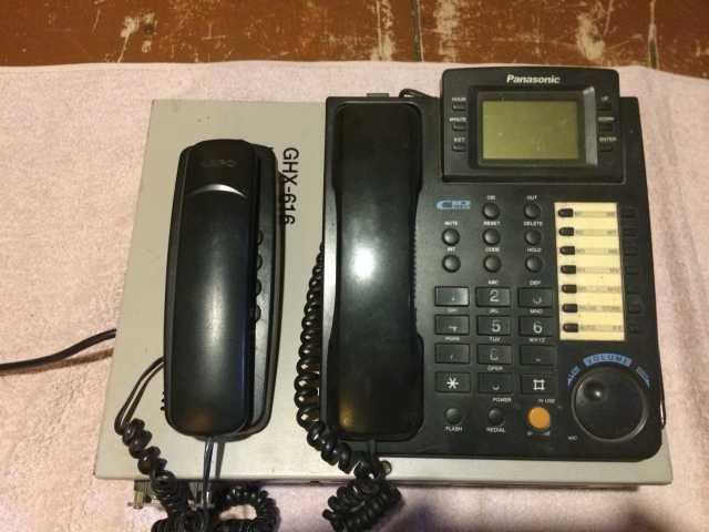 Продам Гибридная мини-атс LG GHX-616