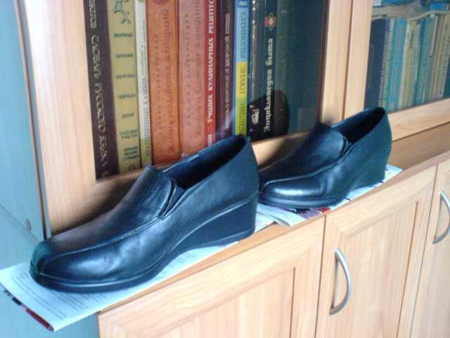 Продам Туфли кожаные