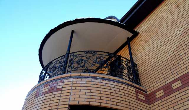 Продам: Кованые балконы