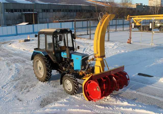 Продам снегоочиститель фрезернороторный СНР-200