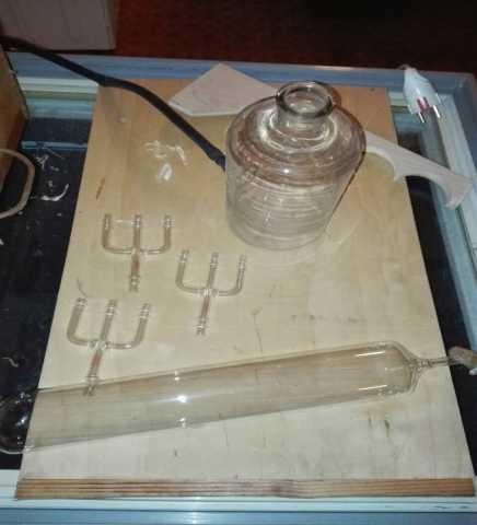 Продам: Прибор для отбора и храненения проб газа