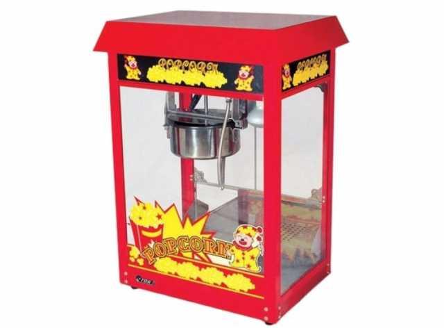 Продам Аппарат для попкорна VIATTO ET-POP6A-R