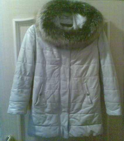 Продам Куртка зимняя кожаная