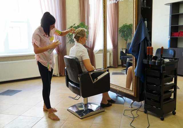 Сдам: парикмахерская