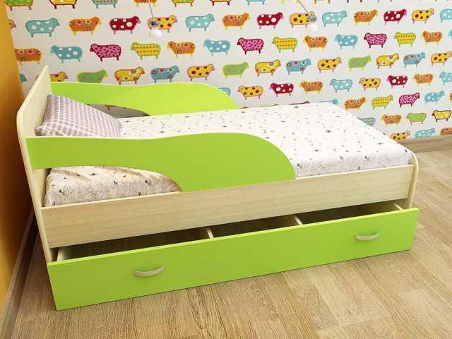 Продам Детская кровать серии «Максимка» (новая)