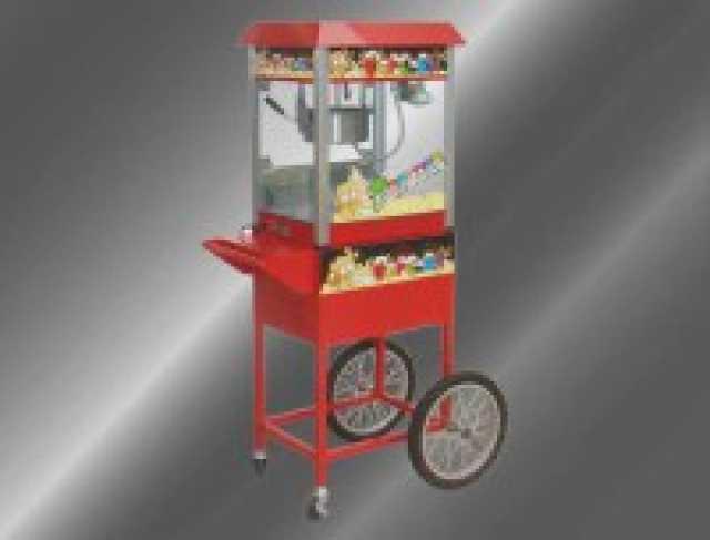 Продам Тележка к аппарату для попкорна
