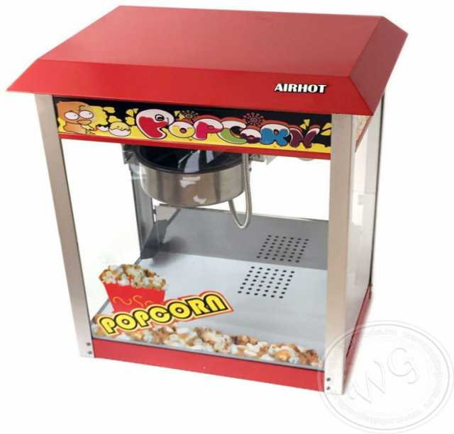 Продам Аппарат для попкорна Airhot POP-6