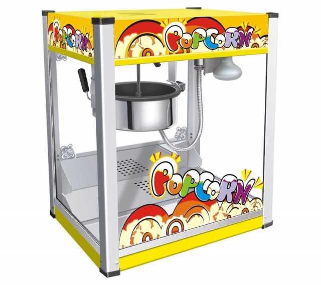 Продам Аппарат для приготовления попкорна TBG-8